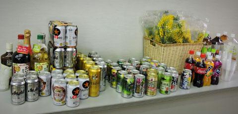 飲み物やアルコールの写真