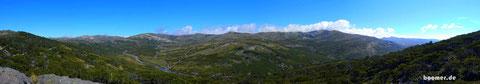 Aussicht auf den Mount Kosciuszko