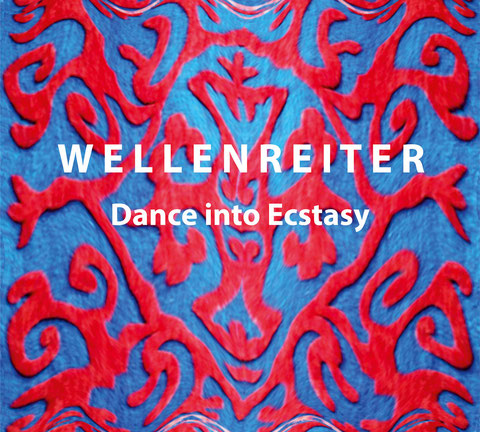 "Neue CD ""Dance into Ecstasy"" (2015)"
