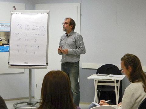 Dr. Michael Pilecky: Buchpräsentation in der Stadtbibliothek Gleisdorf (A)