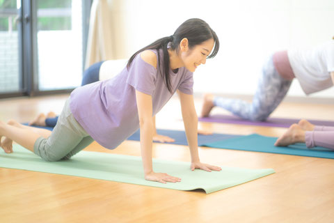 筋力、柔軟性など体力低下の改善