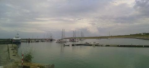 Le port d'Hoedic