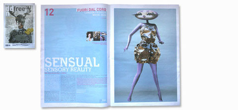 2008 - DDN nr 4 - art & design magazine , Italy