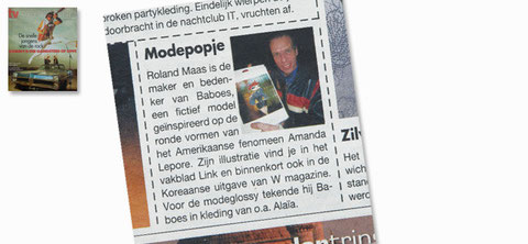 2007 - tv magazine nr 06 / Telegraaf, newspaper, the Netherlands