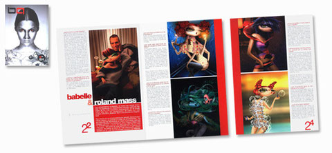 2009 - BG nr 4 - fashionmagazine , Equador