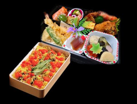 やま六鮨法要の二の膳は別途3,000円で承っております。