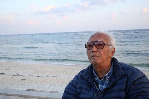 「久高島 2015年1月5日朝」(C)Ai Takahashi