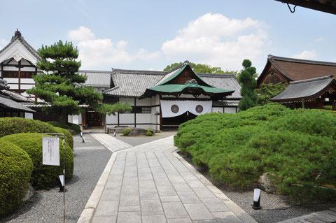 Der Daikaku-ji Tempel