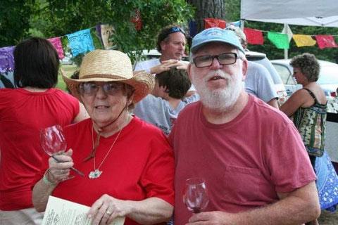 Jackie und Jim Wenner (2010) / newarkadvocate.com