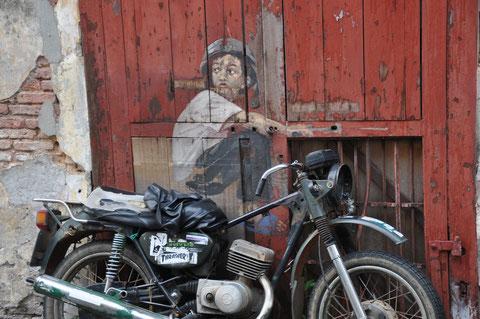2 daflon 500mg am Tag weil der Biker keine Schmerzen mag
