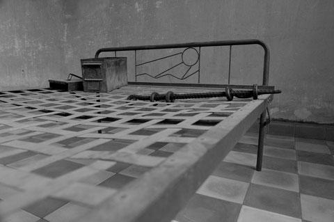 Toul Sleng (fotografiert von Ingo Strube)