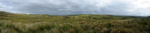 Paysage des Highlands - Juillet 2008
