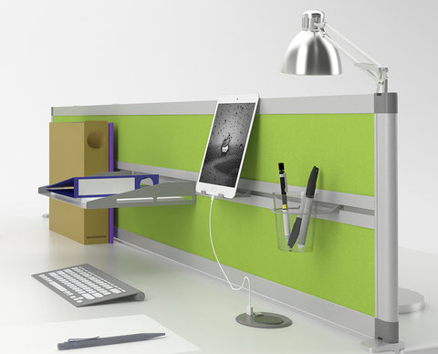 Accessoires pour bureau