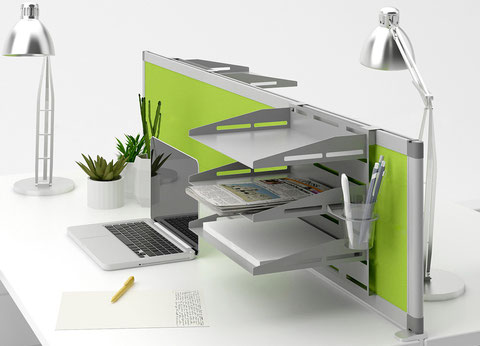 Accessoires pour écrans de bureau