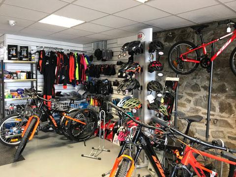 Cycles Grégoire à Barvaux | Magasin de vélos