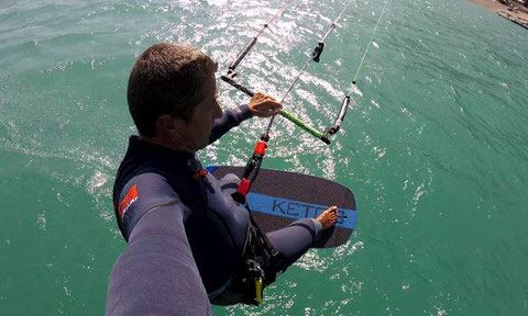 ketos kitefoil so easy