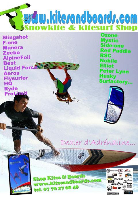 magasin de kitesurf a grenoble