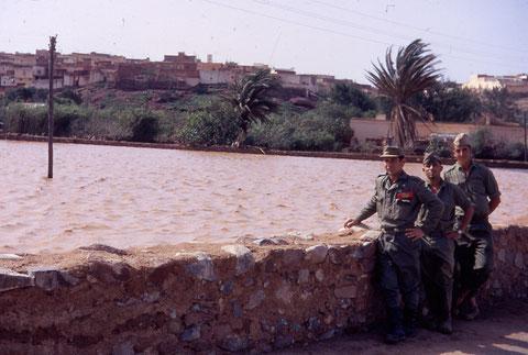 Sidi Ifni. Noviembre de 1967. Foto Rubio