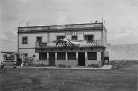 Foto Roberta Gran. Año 1948