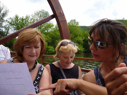 Intensive French immersion course in the Dordogne