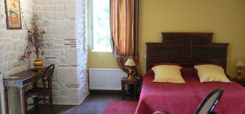 Chambre hote lot et Garonne, Pailloles, proche Dordogne, Villeneuve-sur-lot