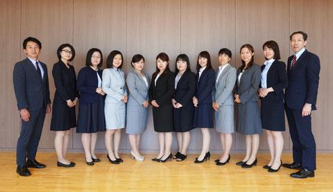 新潟市就業規則作成代行センターのスタッフ一同