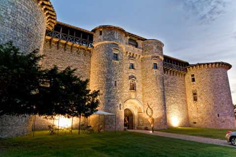 Château de Mauriac - © copyright