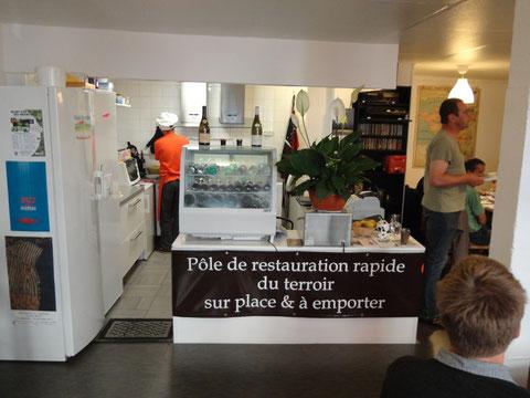 Ô Clair de nos terres, un de nos lieux privilégié pour nos cafés littéraires