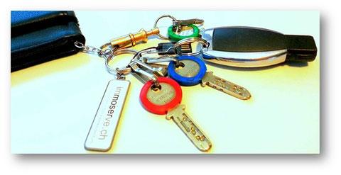 Der Schlüssel zu Ihrer Eigentumswohnung