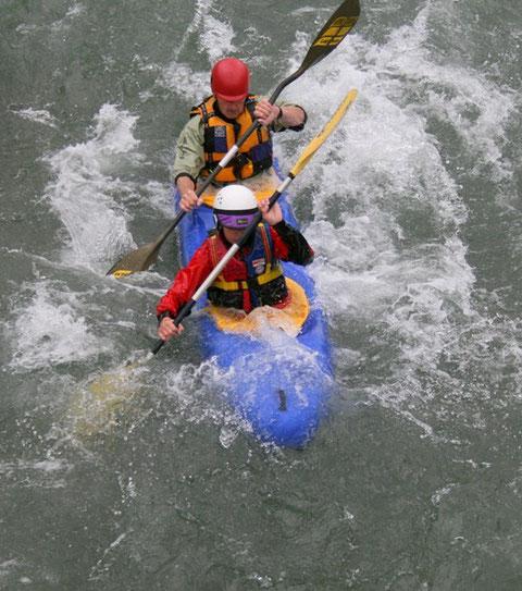 Wildwasser Möll/Kärnten