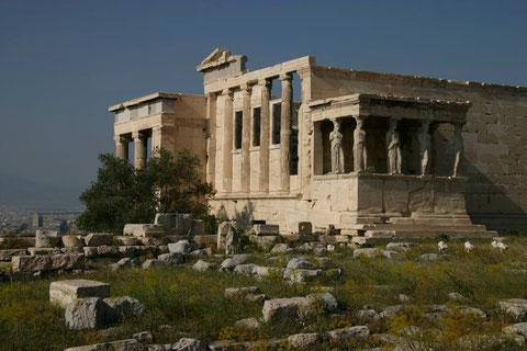 Древней греции разделяется на три