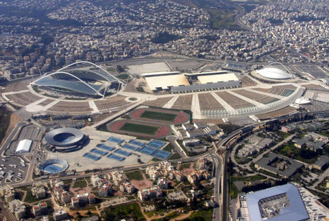 Афинский Олимпийский комплекс.