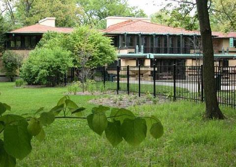 Дом  Кунли, Риверсайд штат Иллинойс