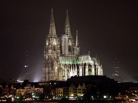 Кельнский собор. Германия.