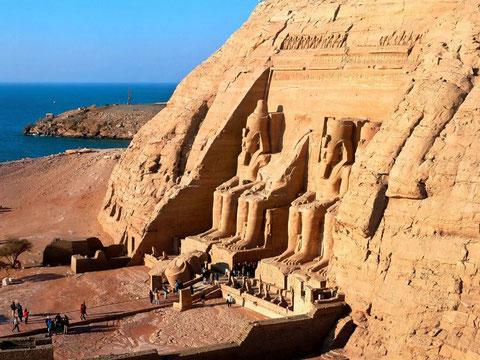 Большой храм Рамсеса II