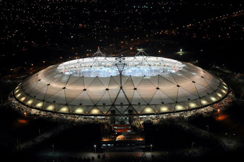 "Стадион ""Единый город"" – Ла Плата,Буэнос Айрес, Аргентина."