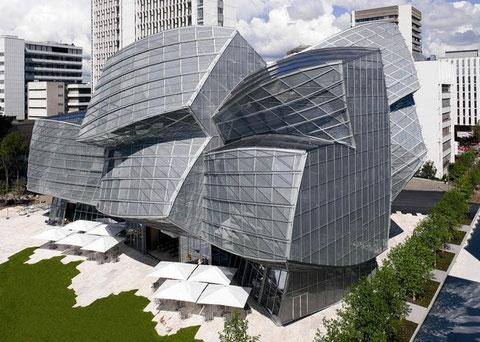 Административный корпус завода Novartis. Базель. Швейцария