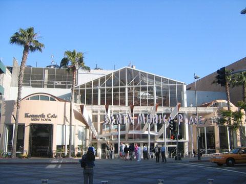 Комплекс супермаркетов в Санта-Монике