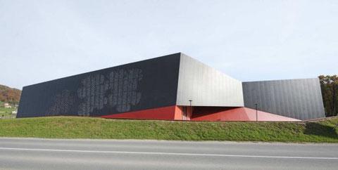 Архитектура спорткомплекса