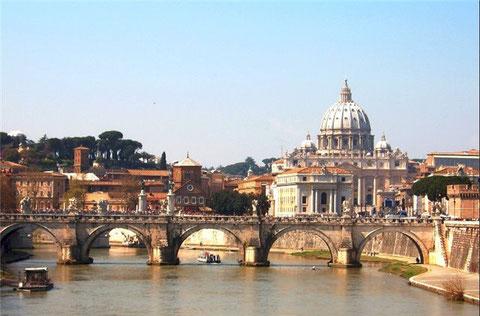Собор св. Петра в Риме.