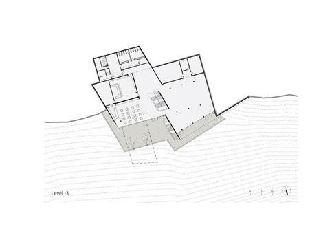 План -3 этажа