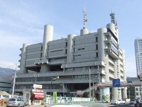 Здание префектуры Яманаси