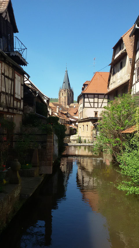 Center of Wissembourg
