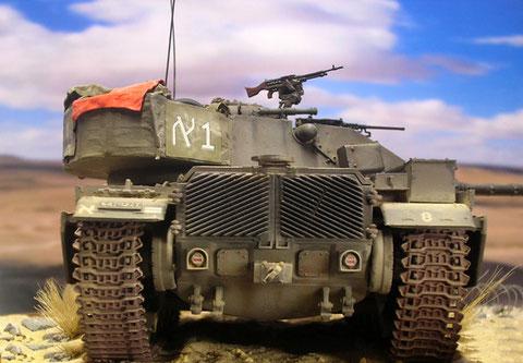 Nur das Heck blieb praktisch unverändert. Wer schonmal eine M60 Maschine real gehört hat, weiß, was hier für ein Höllenlärm herrschen kann, abgesehen vom Kraftstoffverbrauch.