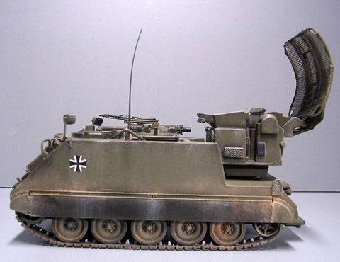 Nahschutz durch MG3.