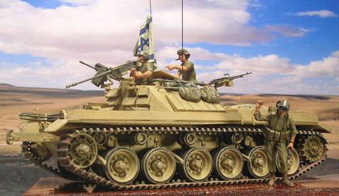 Bis zu 4 Stationen für schweren MGs oder Granatwerfer ergaben einen wirkungsvollen Konvoischutz.