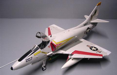 Klein und kompakt und sehr beliebt bei den Piloten (und Modellbauern!)