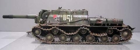 Besonders die Treffen der Panzerbüchse 54 (88mm Ofenrohr) werden jetzt deutlich.