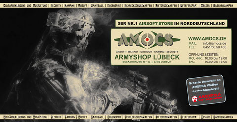 Sponsor: AMOCS LÜBECK