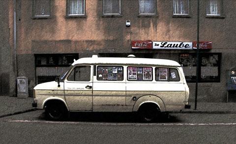 Ford Transit aus Neunkirchen